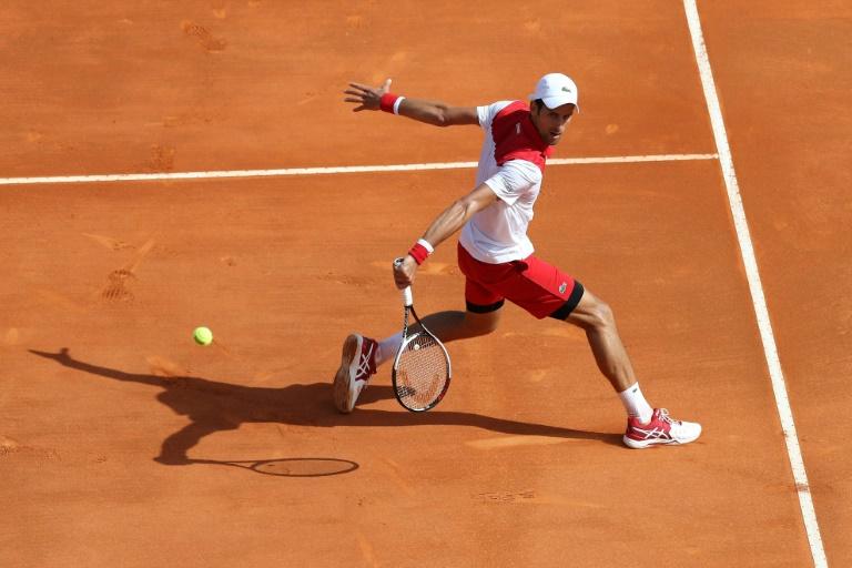 à Monte-Carlo, Djokovic s'est promené face à Lajovic