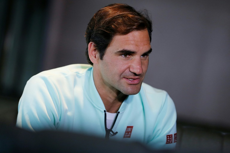 Federer rallies to beat 46th-ranked Albot in Miami opener