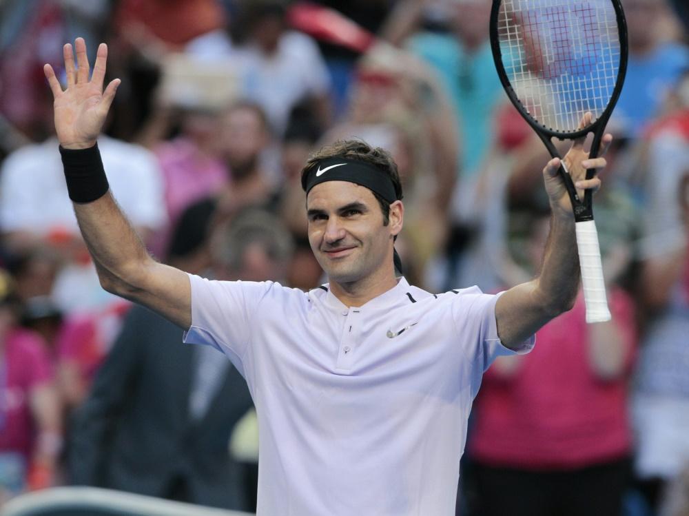 Federer bestätigt Vertragsende mit Nike, dementiert aber Wechsel zu Uniqlo