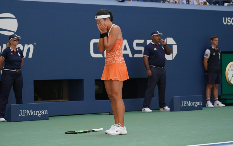 US Open semi-finalist Sevastova stays in the moment