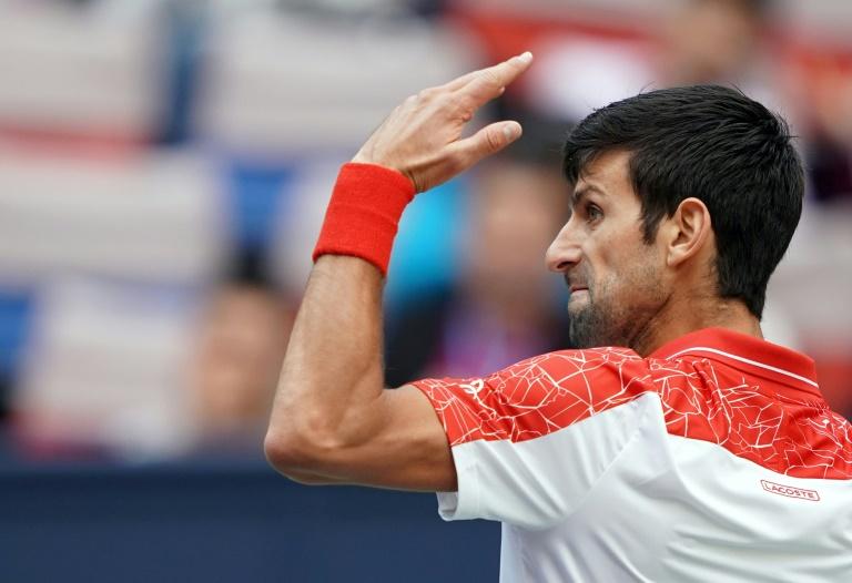Djokovic pas fan de la nouvelle Coupe Davis