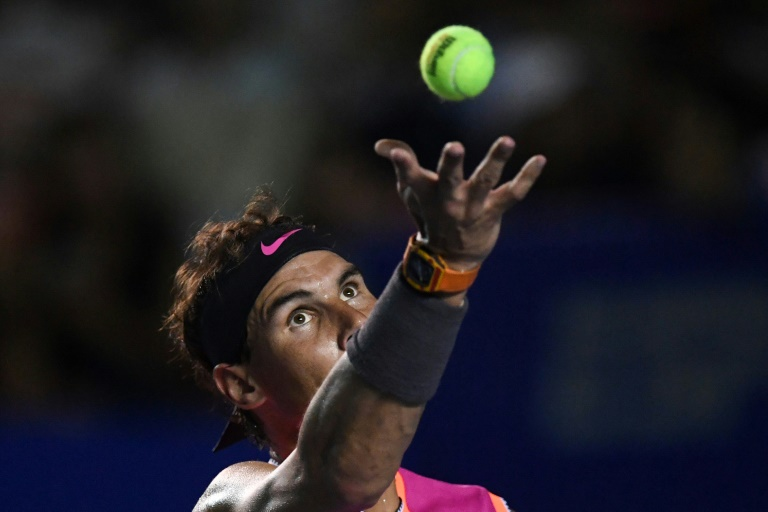 Subdued Nadal enters the unknown in Monte Carlo