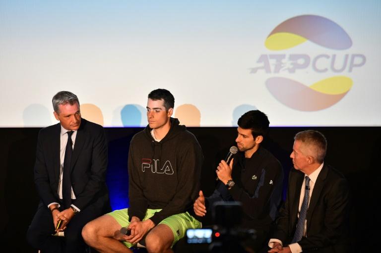 L'ATP frappe fort, 15 millions de dollars pour sa compétition par équipes
