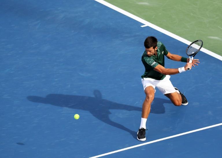 Djokovic toujours en course à Cincinnati, Federer s'en sort