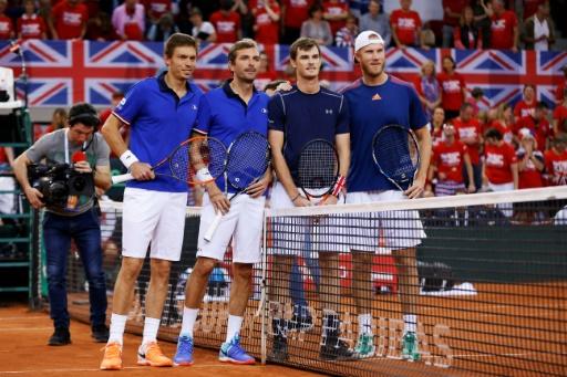 Roland-Garros n'accueillera pas la demi-finale France-Serbie — Coupe Davis