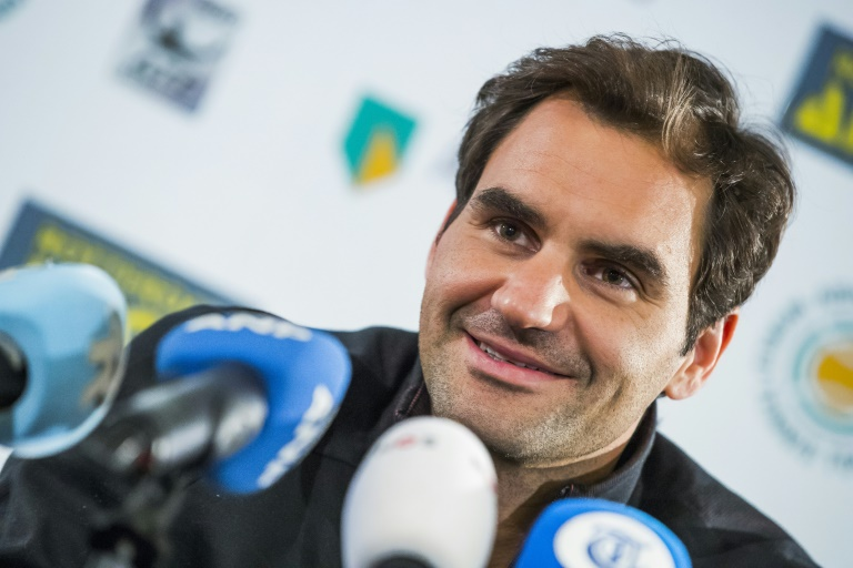 Federer sur une voie royale à Rotterdam