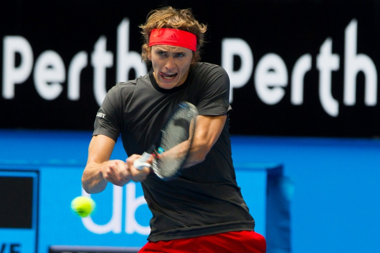 Zverev, Kerber put Germany on track for Hopman final