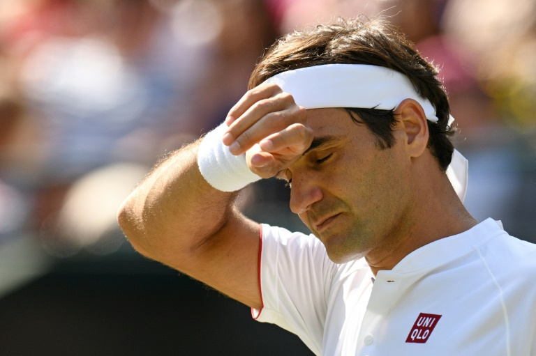 'It's terrible': Stunned Federer feeling low after Wimbledon shock
