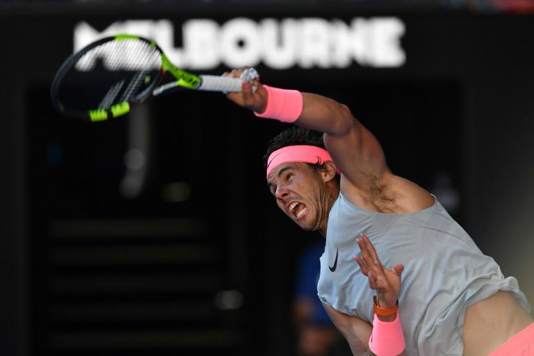 Open d'Australie: Nadal garde le rythme et franchit le 2e tour