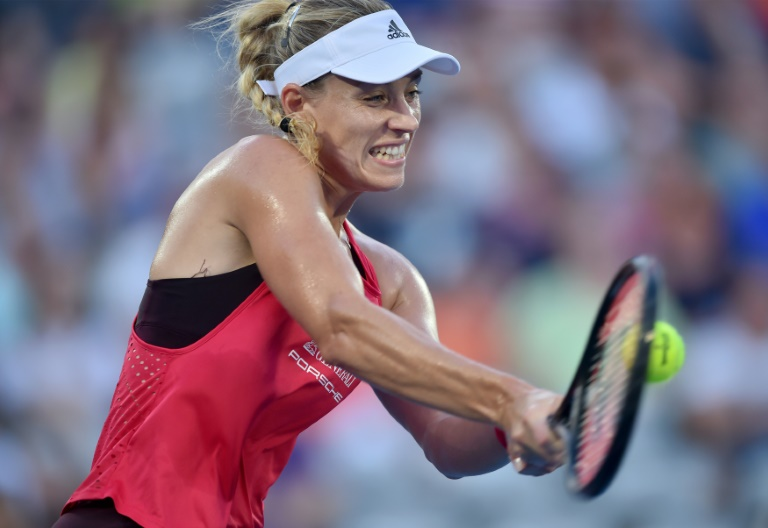 Kerber to face Barty in Sydney WTA final