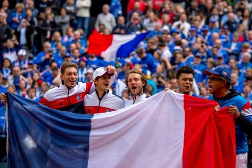 Coupe Davis: Noah retient 6 joueurs en vue de la finale
