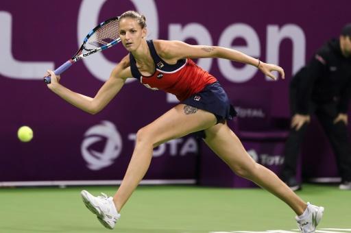 WTA : Pliskova domine Wozniacki en finale