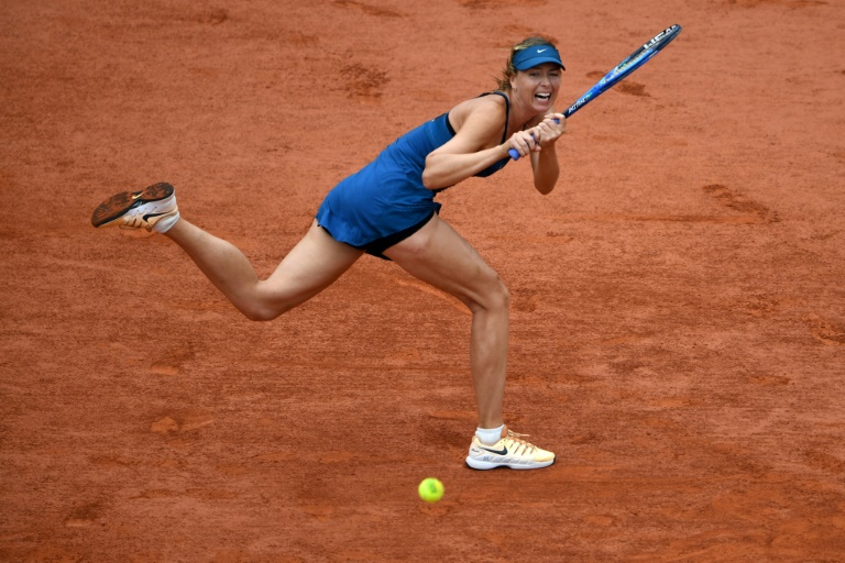 Sharapova out of Birmingham with Wimbledon in mind