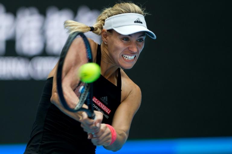 Classement WTA: Angelique Kerber nouvelle dauphine de Halep, Garcia 18e