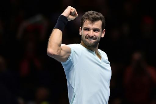 Masters: Dimitrov domine Sock et rejoint la finale