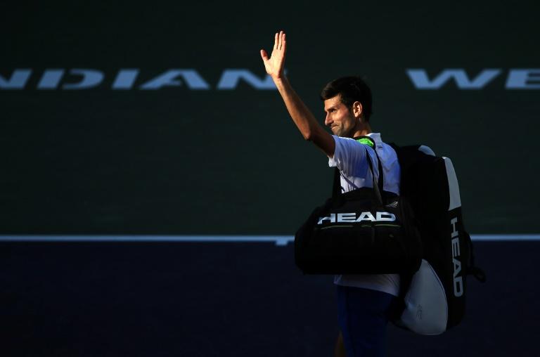Kohlschreiber stuns Djokovic at Indian Wells, Rafa, Federer advance