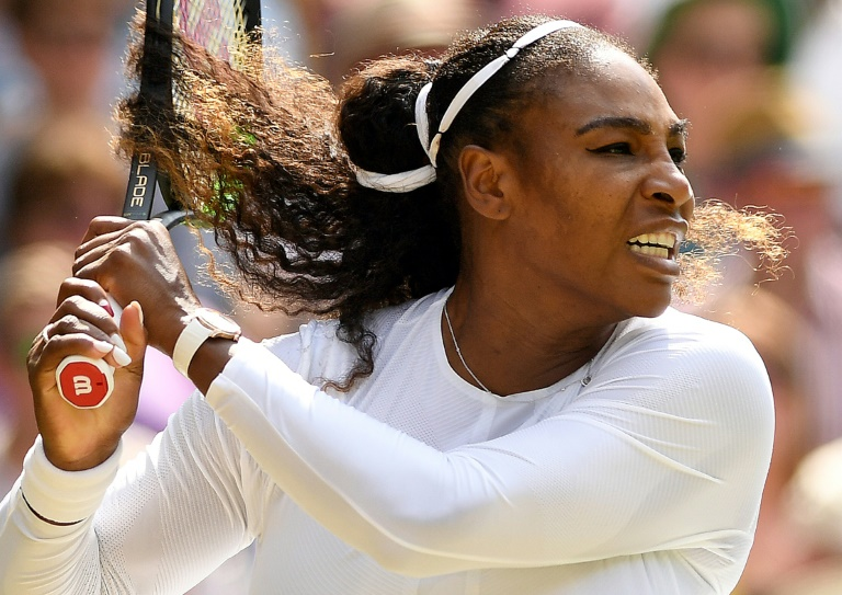 Sublime Serena to face Kerber in her 10th Wimbledon final