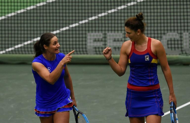 La République Tchèque, tenante de la Fed Cup, éliminée au 1er tour par la Roumanie