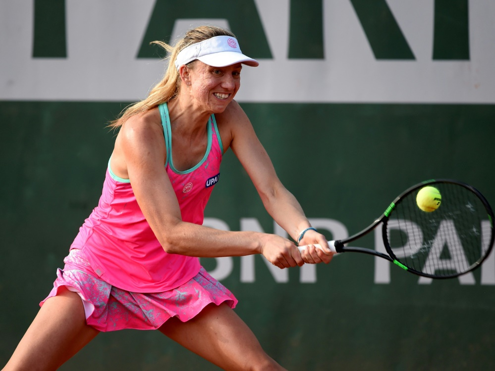 Nottingham:  Barthel überrascht gegen Rybarikova