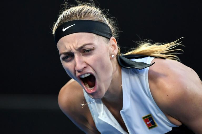 Fed Cup: les Tchèques joueront leur survie sans Kvitova et Pliskova