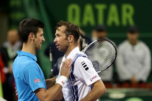 Djokovic embauche Stepanek dans son encadrement