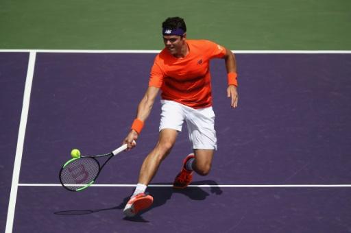 Milos Raonic déclare forfait à Miami — ATP