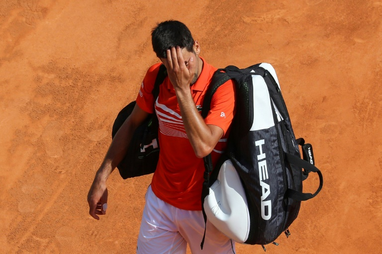 Monte-Carlo: Novak Djokovic éliminé en quarts par Daniil Medvedev