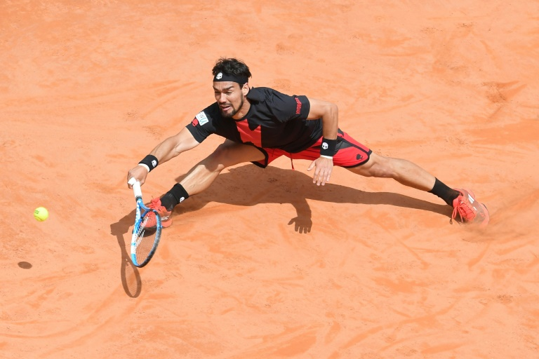 Thiem crashes in Rome, Halep demolishes Osaka