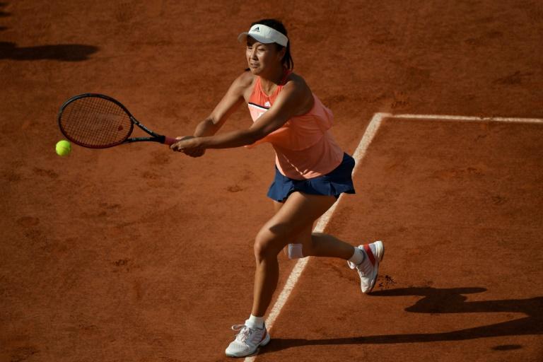 La Chinoise Peng Shuai suspendue six mois pour tentative de match truqué