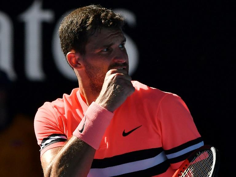 Dimitrov, Goffin advance as Federer starts No1 campaign