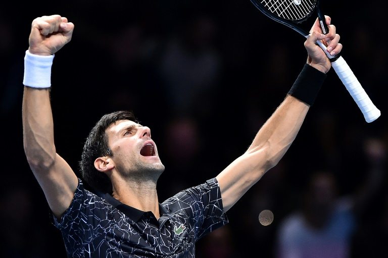 Djokovic and Halep named 2018 ITF world champions