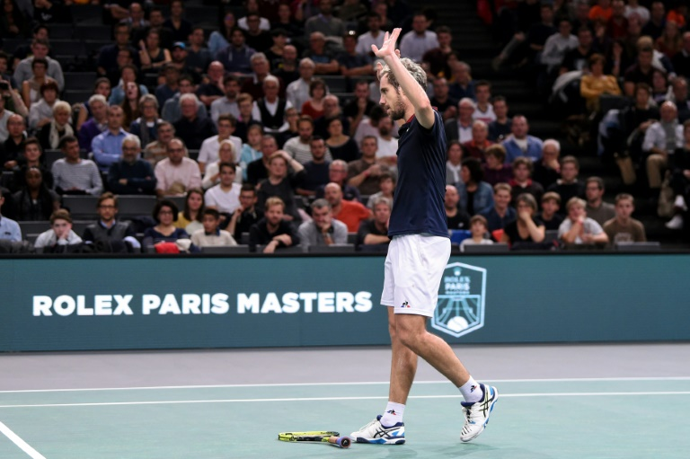 Coupe Davis: Gasquet forfait, premier accroc vers la finale