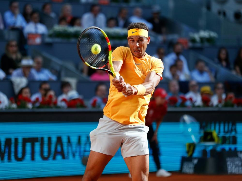 Tennisstar Nadal eröffnet 24 Stunden von Le Mans
