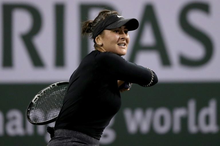 Indian Wells: Andreescu en quête de son premier titre, Federer de son 101e