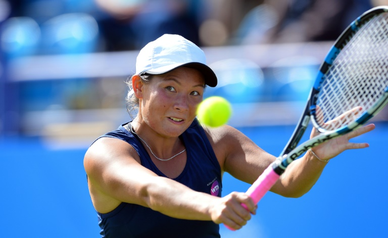 'Never in doubt': British tennis player's remarkable comeback