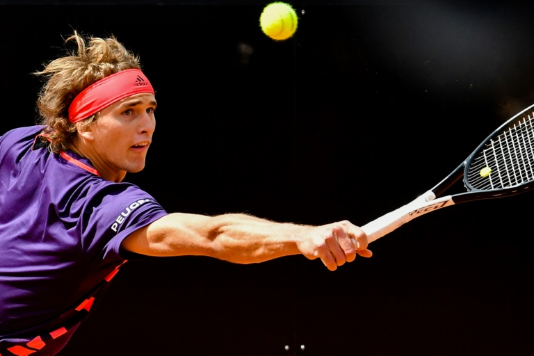 Zverev clay-court horror show continues with Italian Open exit