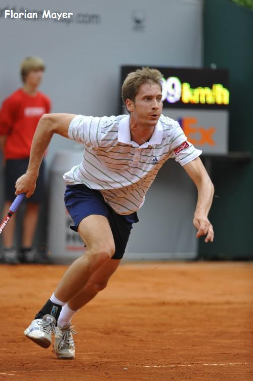Tennis, Florian, Mayer