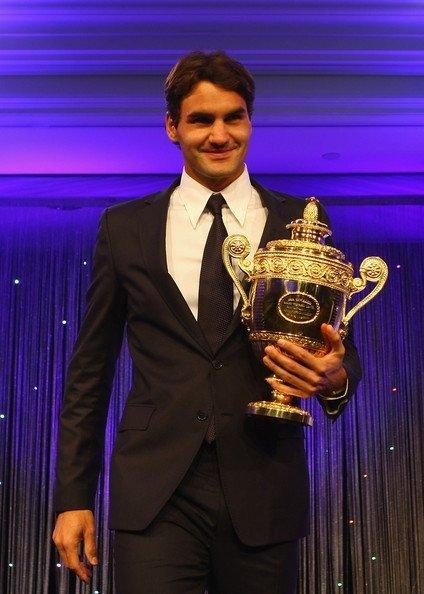 Tennis, Roger Federer, wimbledon