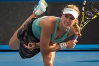 Tennis, Eugénie Bouchard, Australian Open 2014
