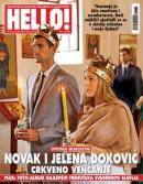 Tennis, Novak Djokovic Couronné , Magazine Serbe