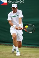 Tomas Berdych, Wimbledon 2011